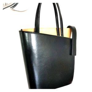 Longchamp Vintage Leather Bag